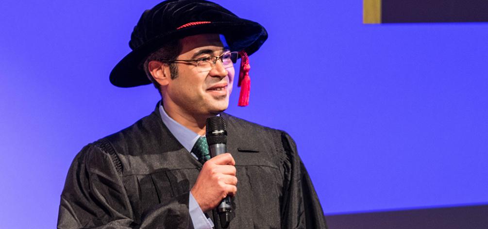 Mohamed Medhat Elshoubary, DBA graduate 2019