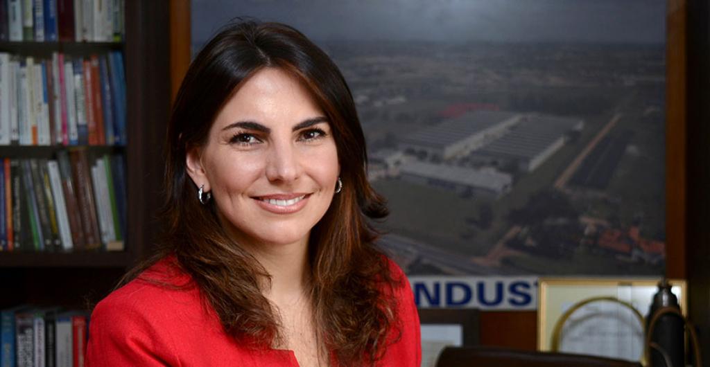 Isabelle Chaquiriand, DBA graduate 2020