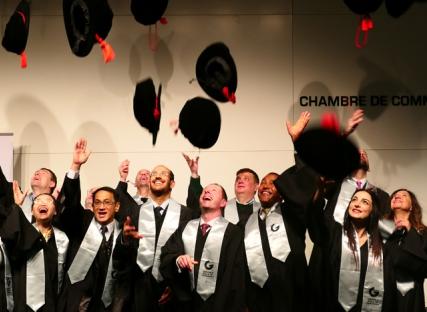 DBA : ouverture d'un 2ème programme outre-Atlantique et 400ème diplômé